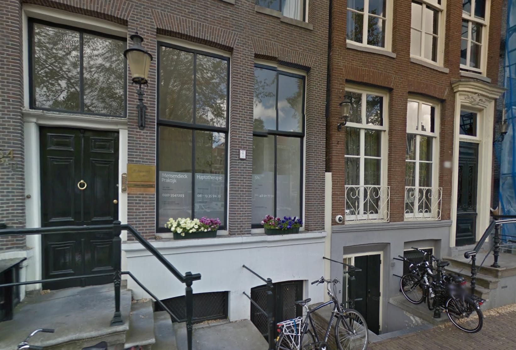Weteringschans 7B Logopedie Amsterdam Dita Verbeek